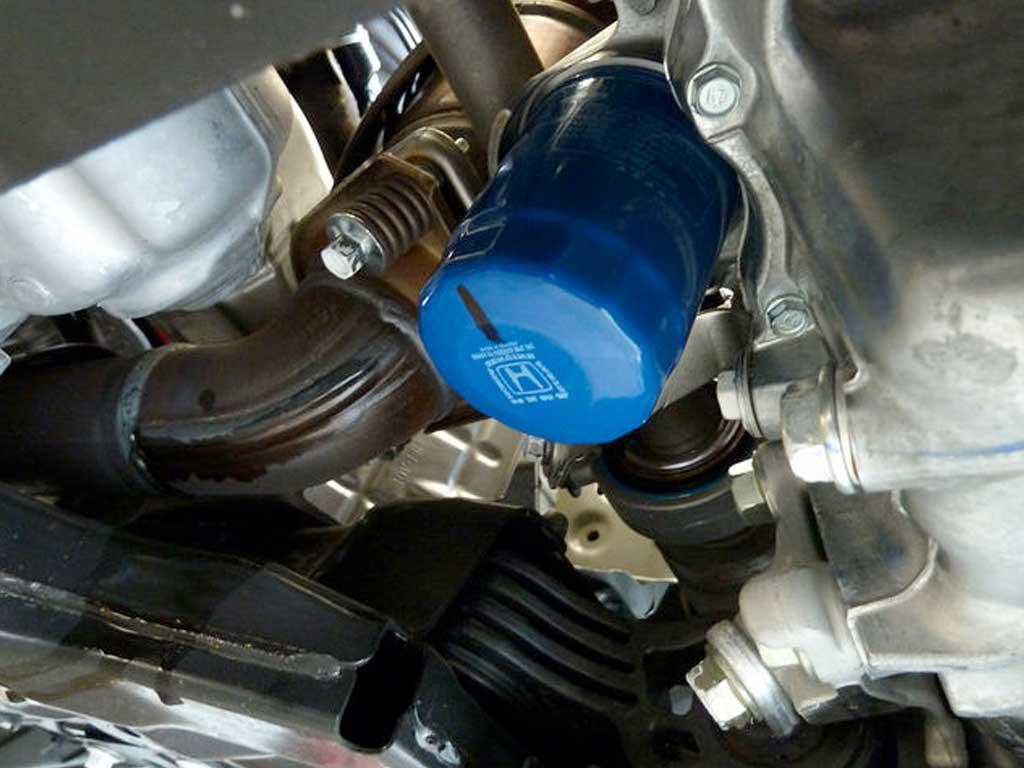 Filtro Honda - Mecánica Total