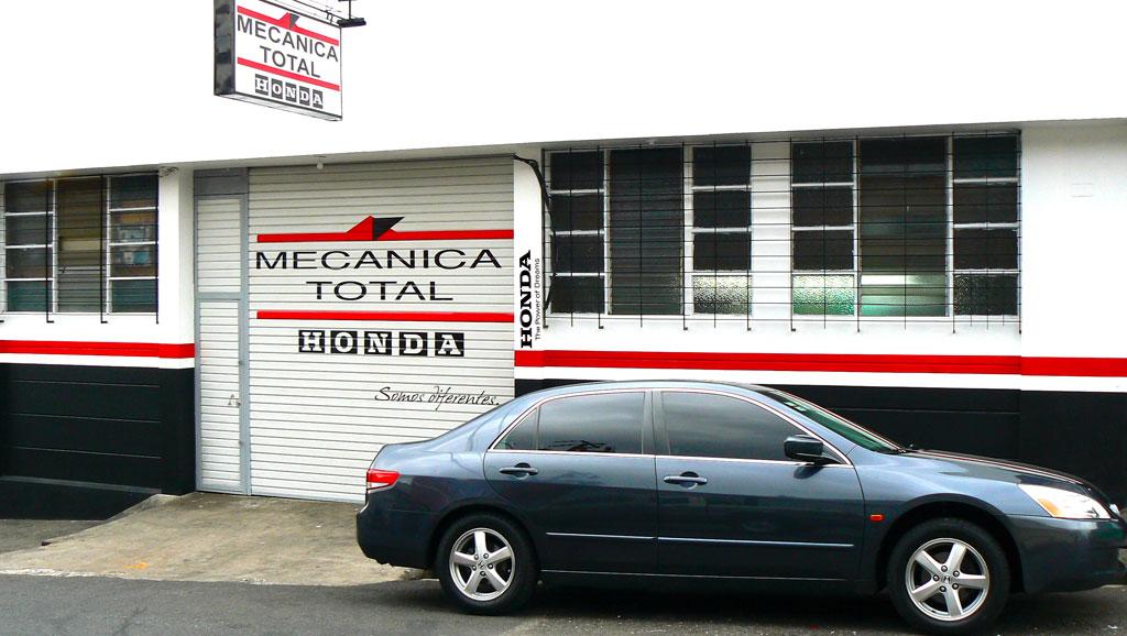 Honda - Nuestra Empresa