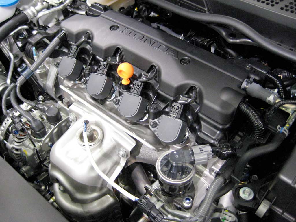 Motor Honda - Mecánica Total